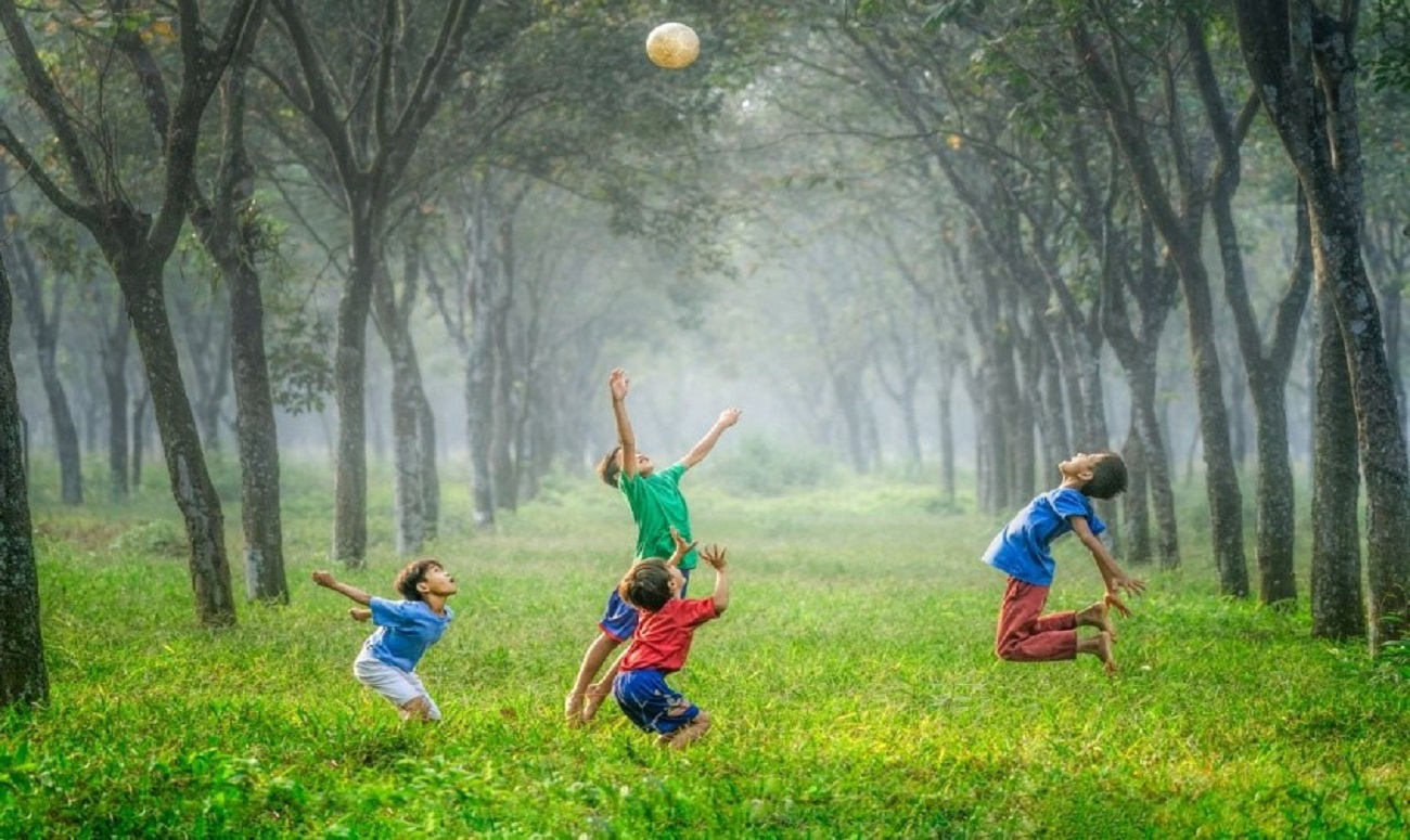 encouraging physical activity in childcare