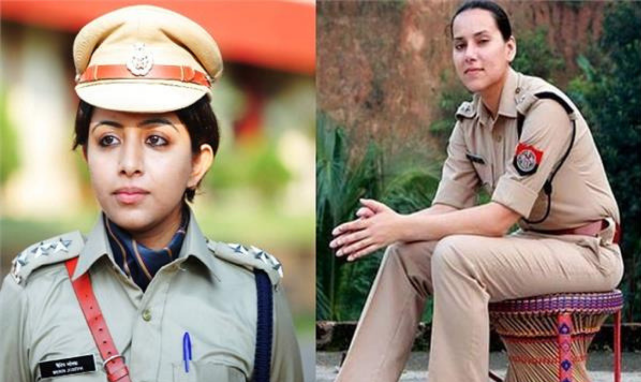 WOMAN OFFICER HAS KILLED 16 AND ARRESTED 64 TERRORISTS