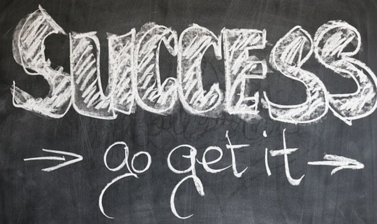 4 Things you can do to find success!