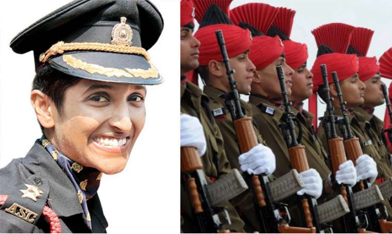 Women Soldiers To Shine On The 71st Army Day!
