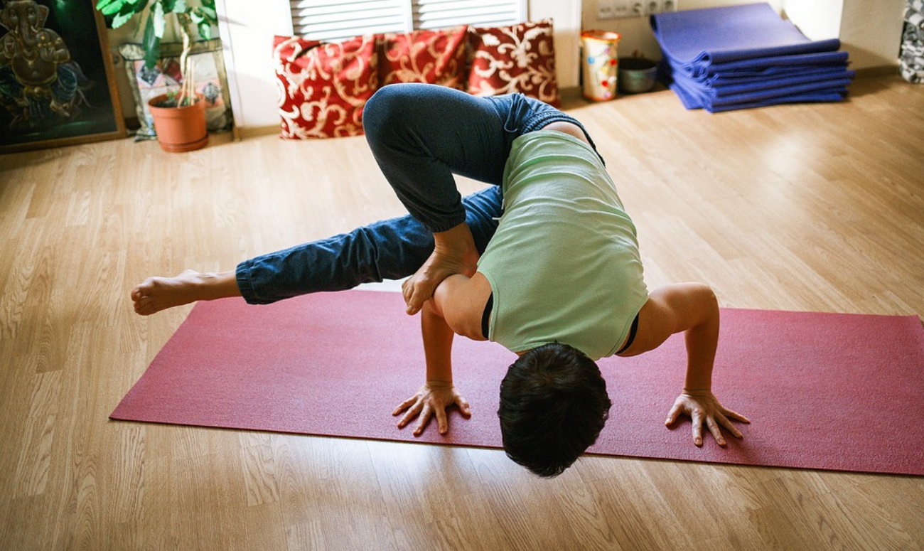 Yoga as a sports activity