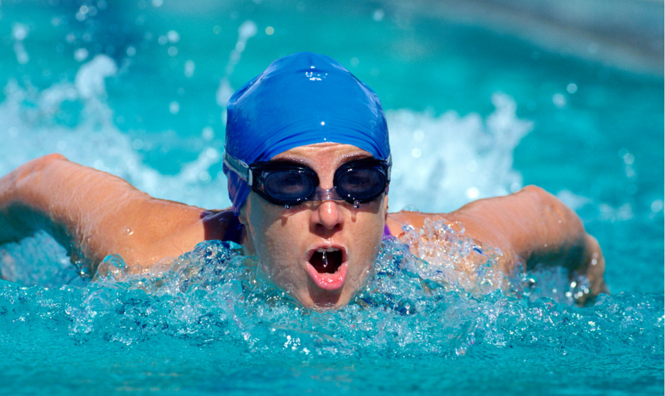 Swimming- simply a physical activity, or a boon in disguise?