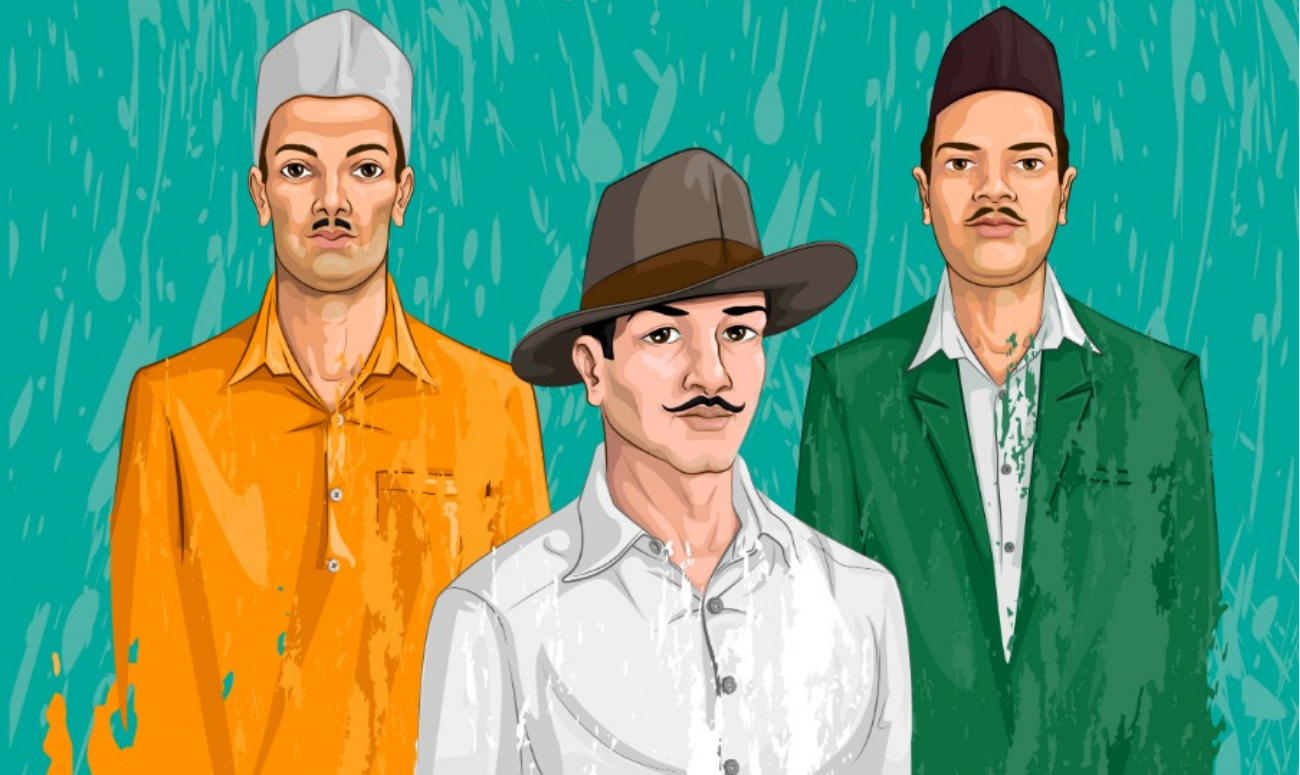 Inspiring Freedom Fighters – Bhagat Singh, Rajguru, Sukhdev
