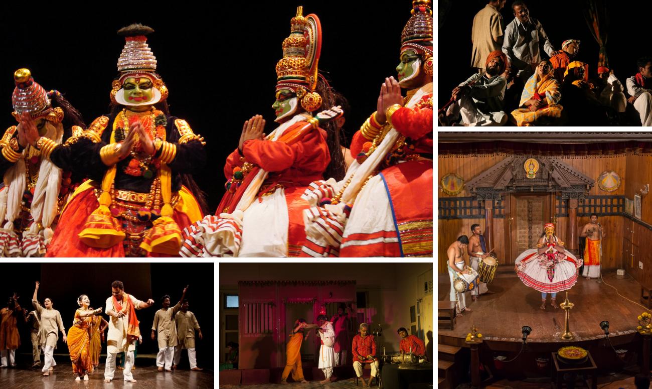 भारतीय संस्कृति का अभिन्न अंग है रंगमंच