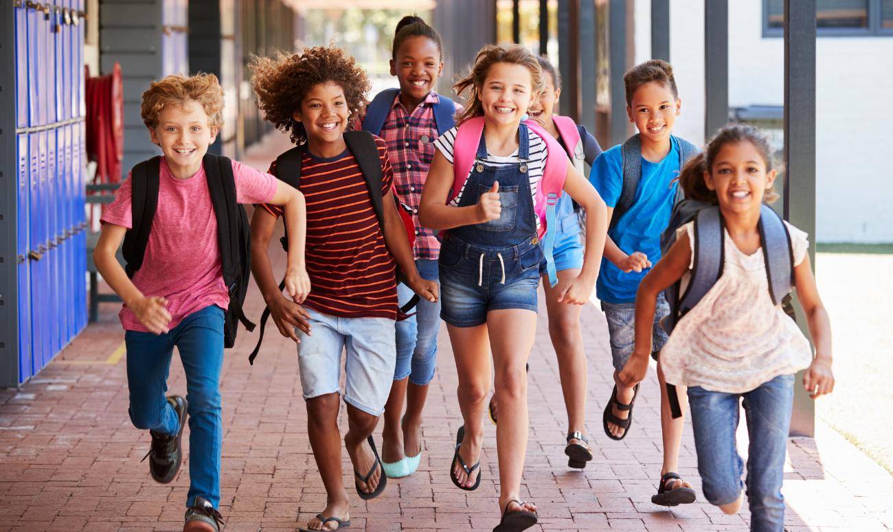 Why Do Kids need a break?