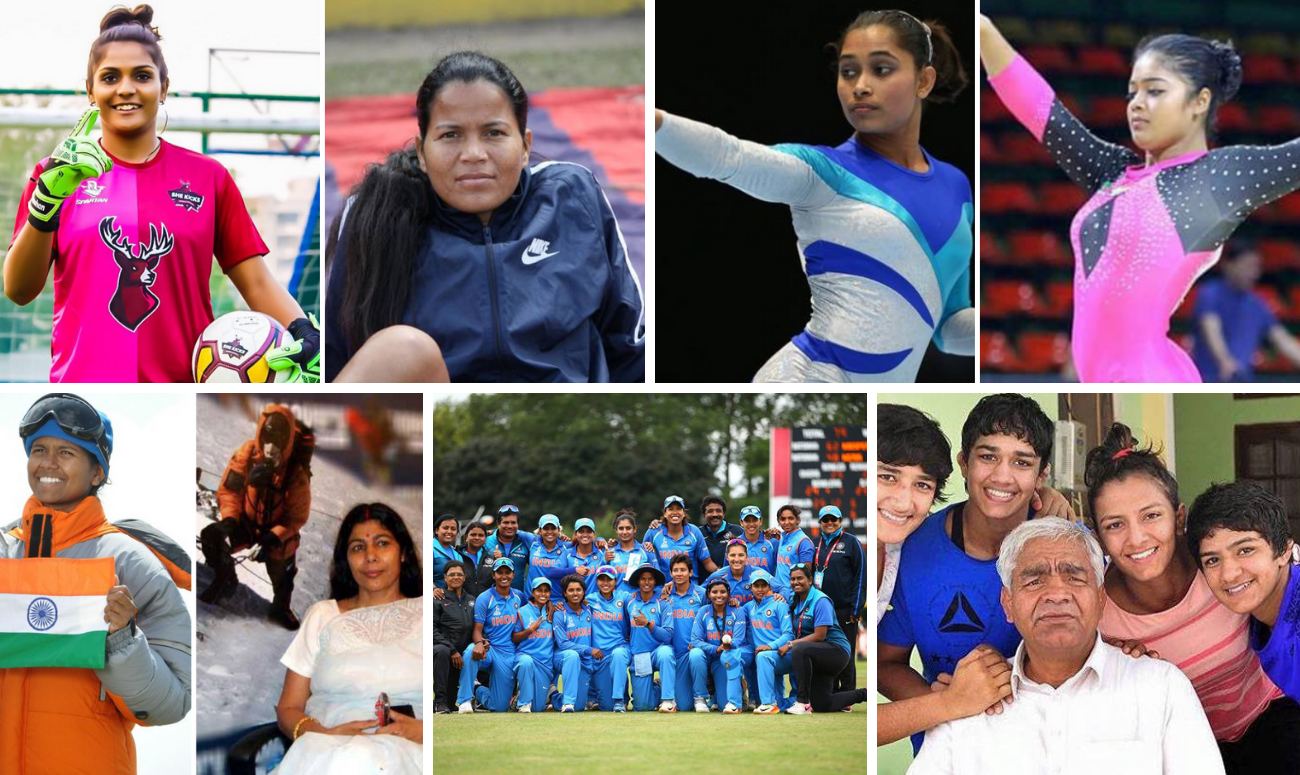 Indian sports personalities and their achievements
