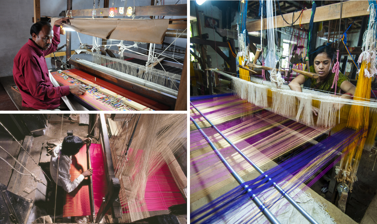 handloom tourism in India