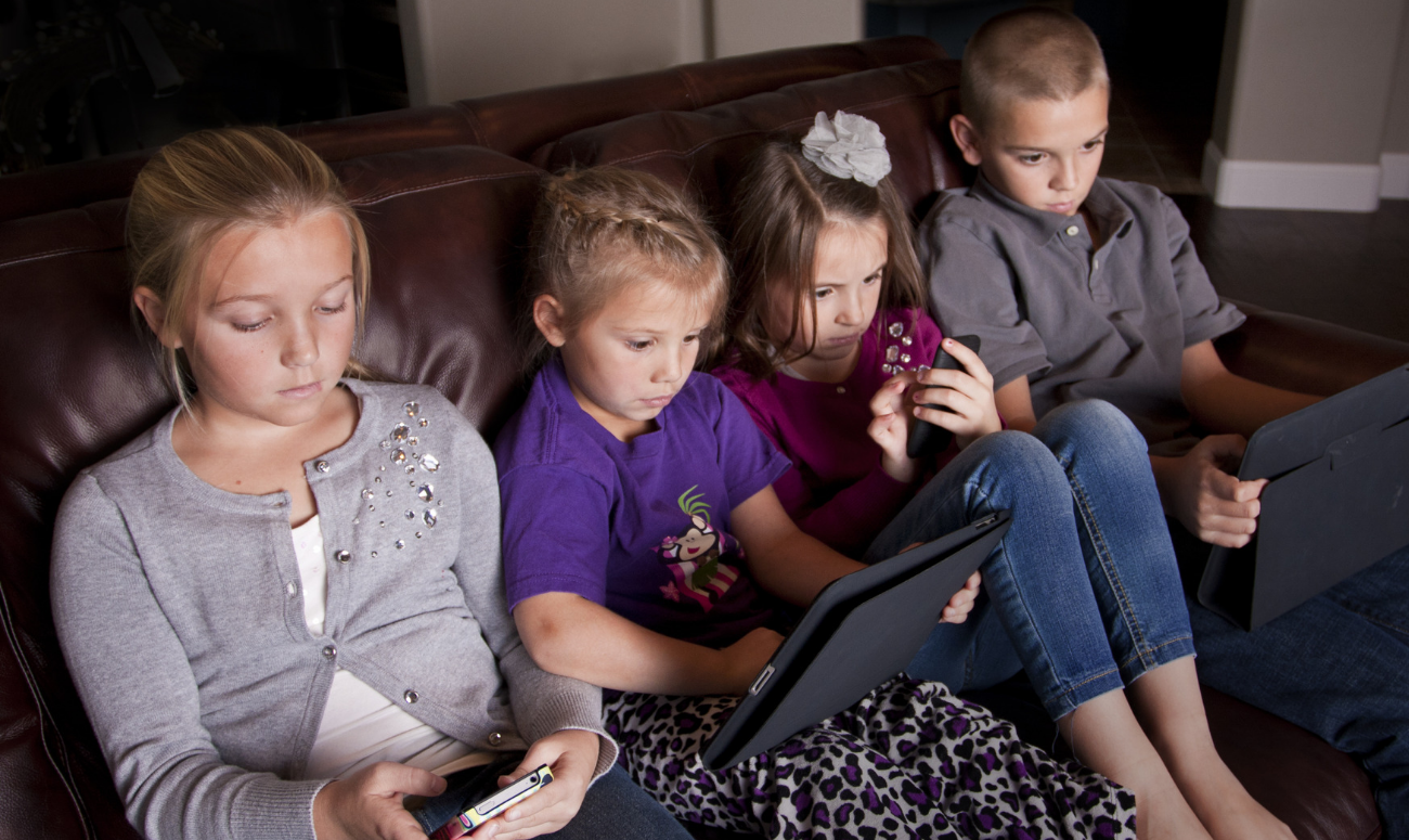 WHO Guidelines for Screen Time for Kids