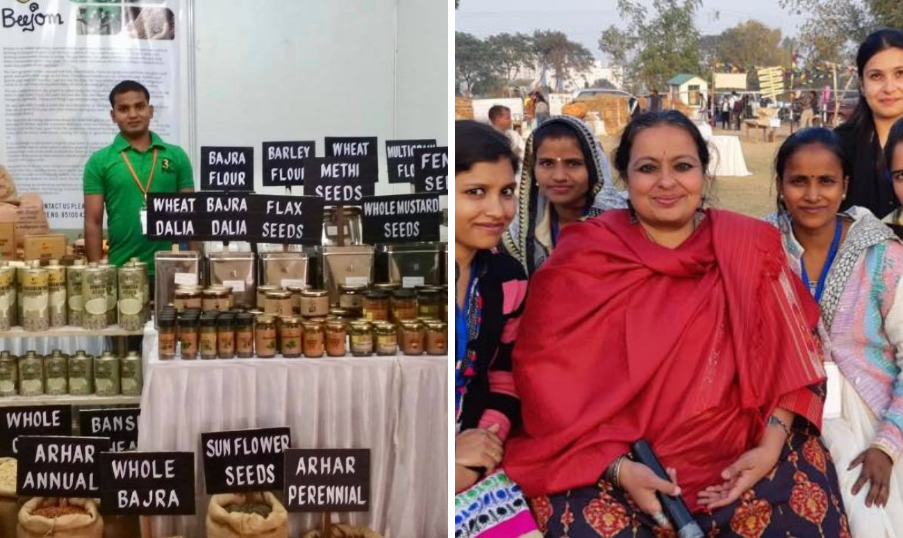 From Courts to Empowering an entire Farming Community: The story of Aparna Gopal Raj