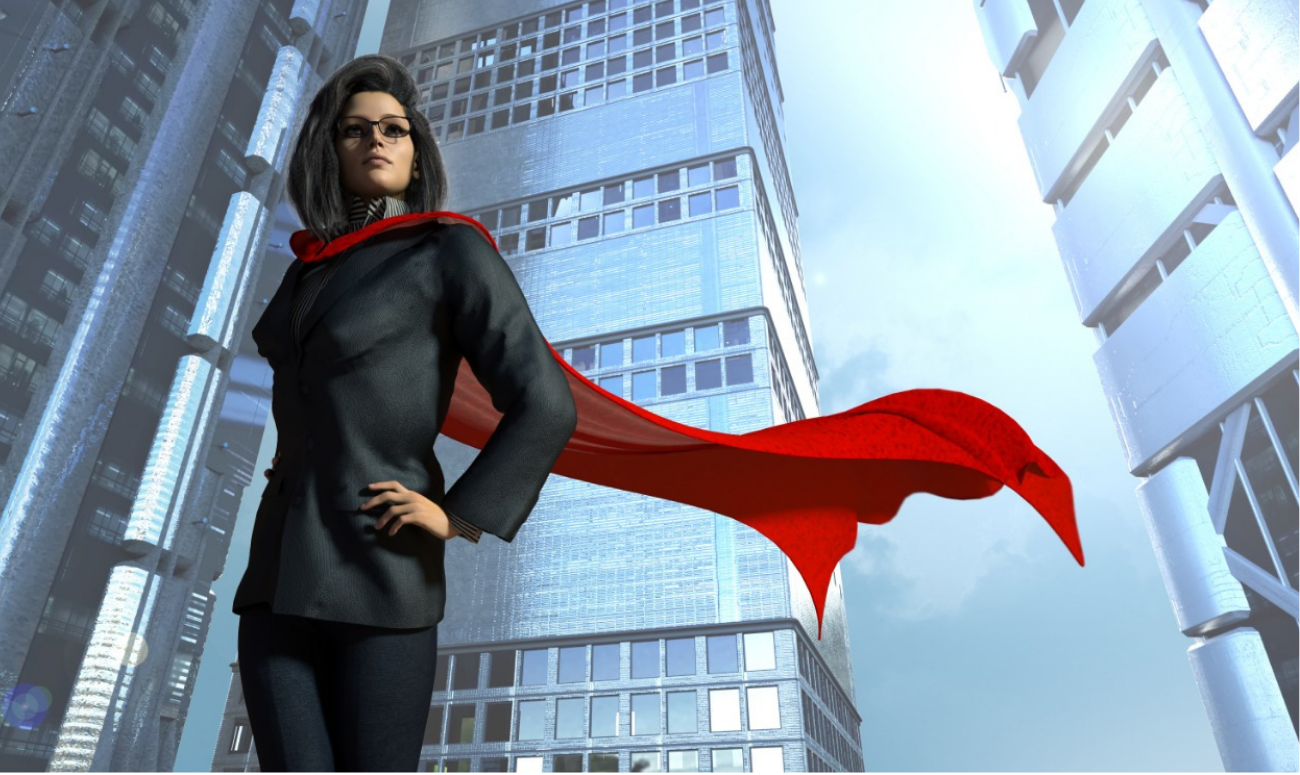 Superwomen; The Perfect Balance of Professional and Personal Lives